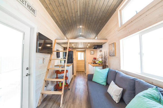 Bunkhouse by Uncharted Tiny Homes