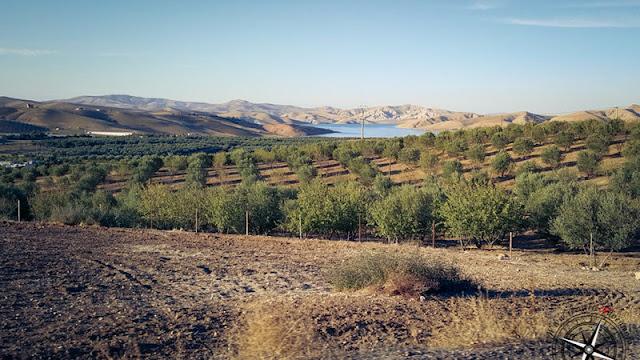 embalse de Sidi Chahed
