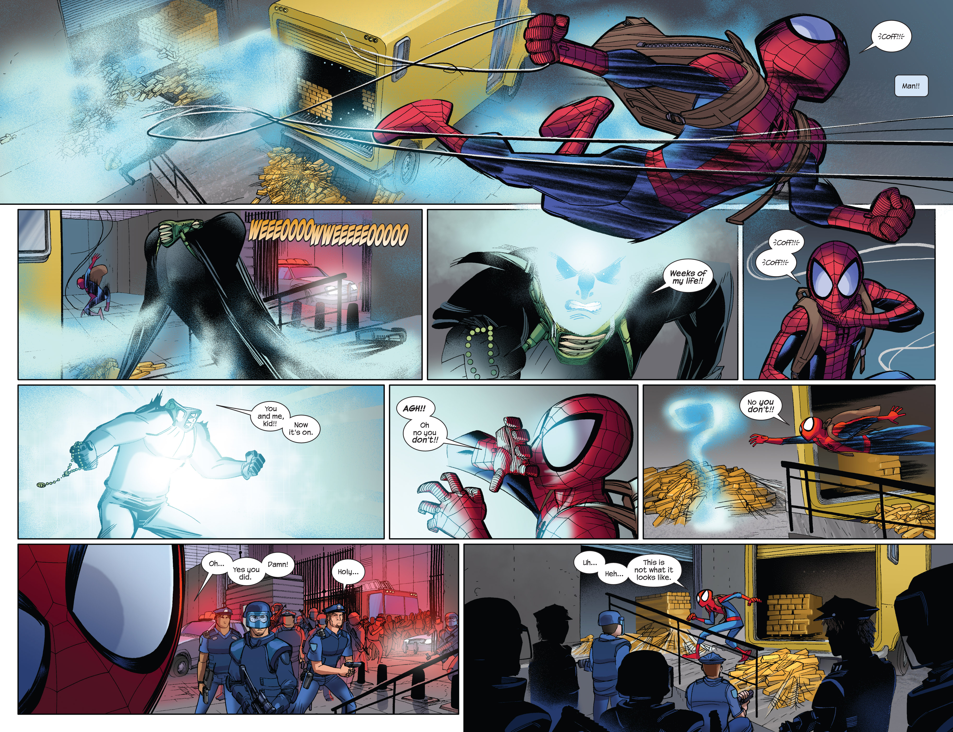 Read online Ultimate Spider-Man (2009) comic -  Issue #3 - 17