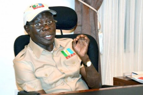 I Won't Bow To Pressure From APC Members– Oshiomhole