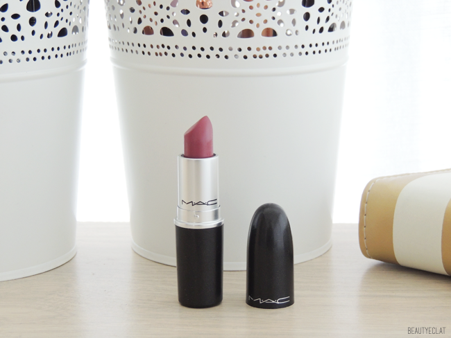 collection rouges a levres mac swatchs swatch plumful