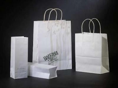 bán túi giấy không in giá rẻ