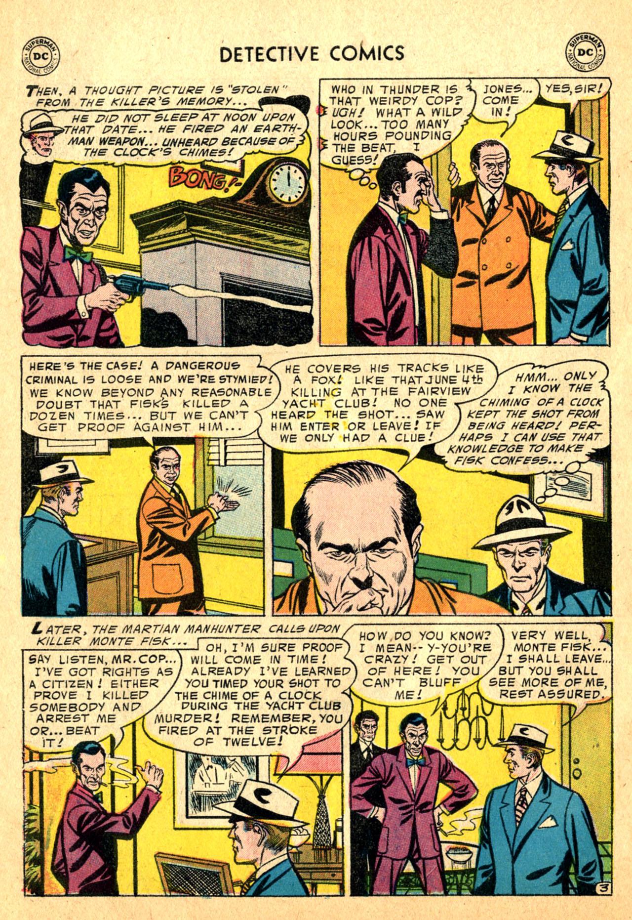 Read online Detective Comics (1937) comic -  Issue #227 - 30