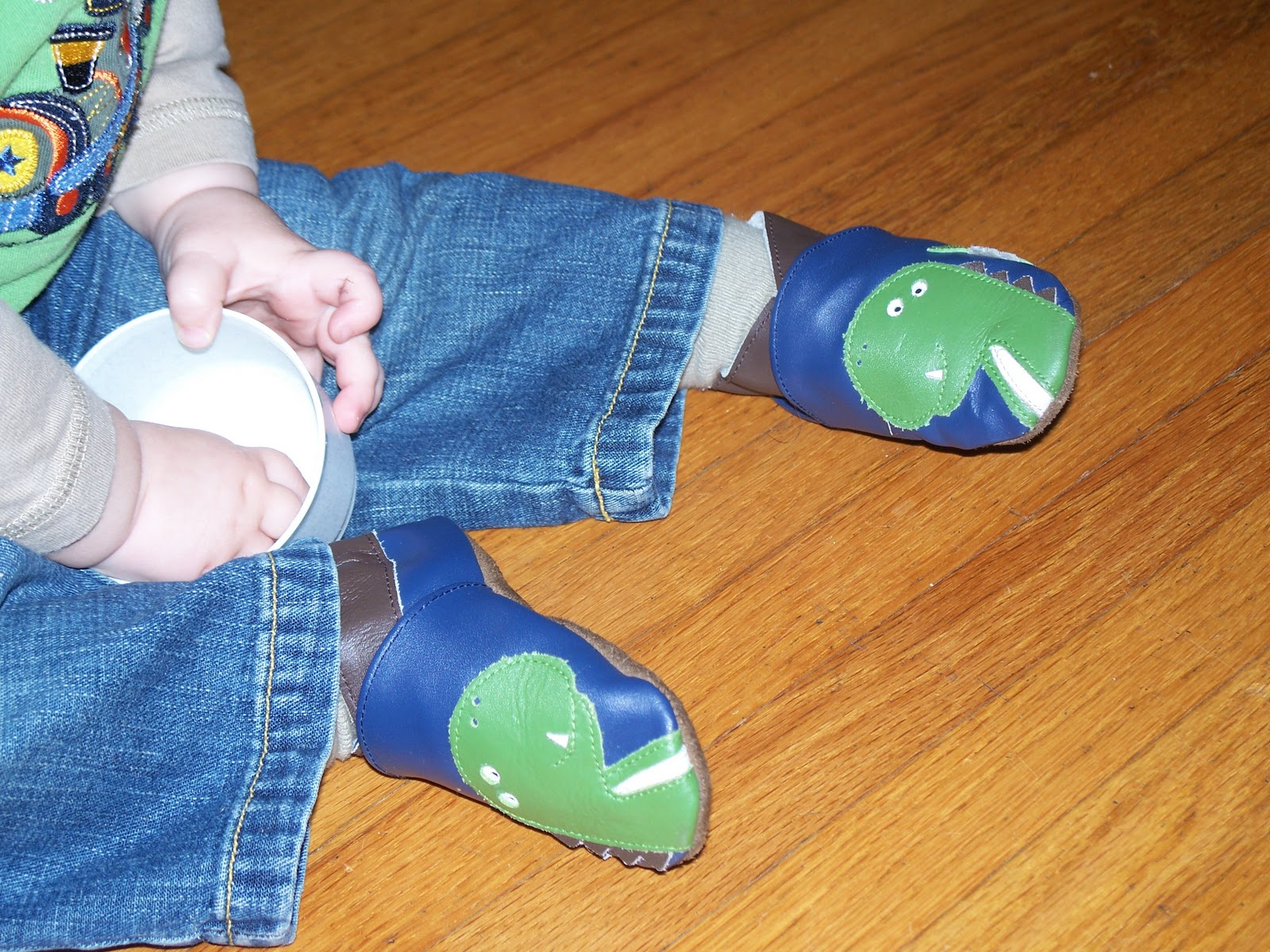 Bugaloo Baby Shoes