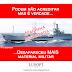 Desapareceu MAIS material militar. Desta vez na Marinha Portuguesa e num NAVIO