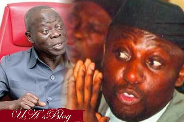 "Okorocha Hits Oshiomhole, Says APC Chairman Is ""Father Of Nepotism"""