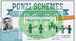 How To Know When That Ponzi Scheme is About To Crash