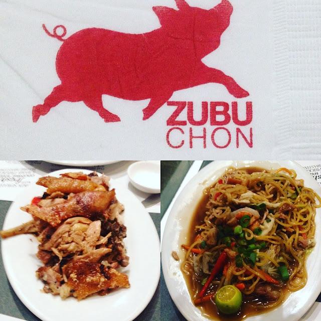 Zubuchon Restaurant in Cebu City Philippines
