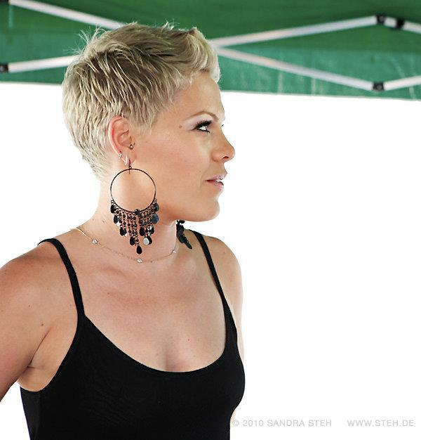 Hairstyles For Short Cuts: The Pixie Revolution: Pixie, Sidebuzzed, Undercut Buzzed