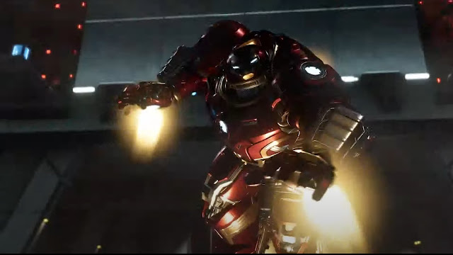 marvel's avengers war table hulkbuster news update, online co-op gameplay, release date, character selection skins, teaser