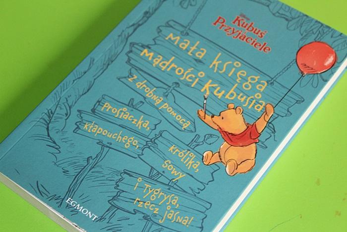 Mała Księga Mądrości Kubusia Puchatka Kreatywnie W Domu