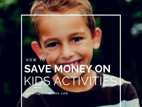 How to Save Money on Kids Activities