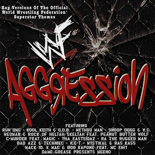Various Artists - WWF Agression (2000)
