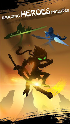 League of Stickman v1.6.2 Mod Apk Update Terbaru