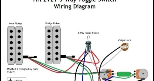 ganitrisna's blogsite: HH 2V2T 3Way Toggle Switch Wiring