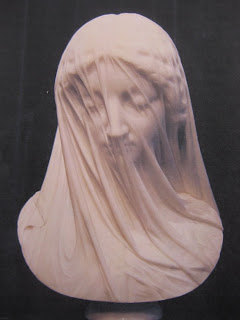 Erb S Woodcarving Blog Day I Geislor Trip Veiled Lady In Wood