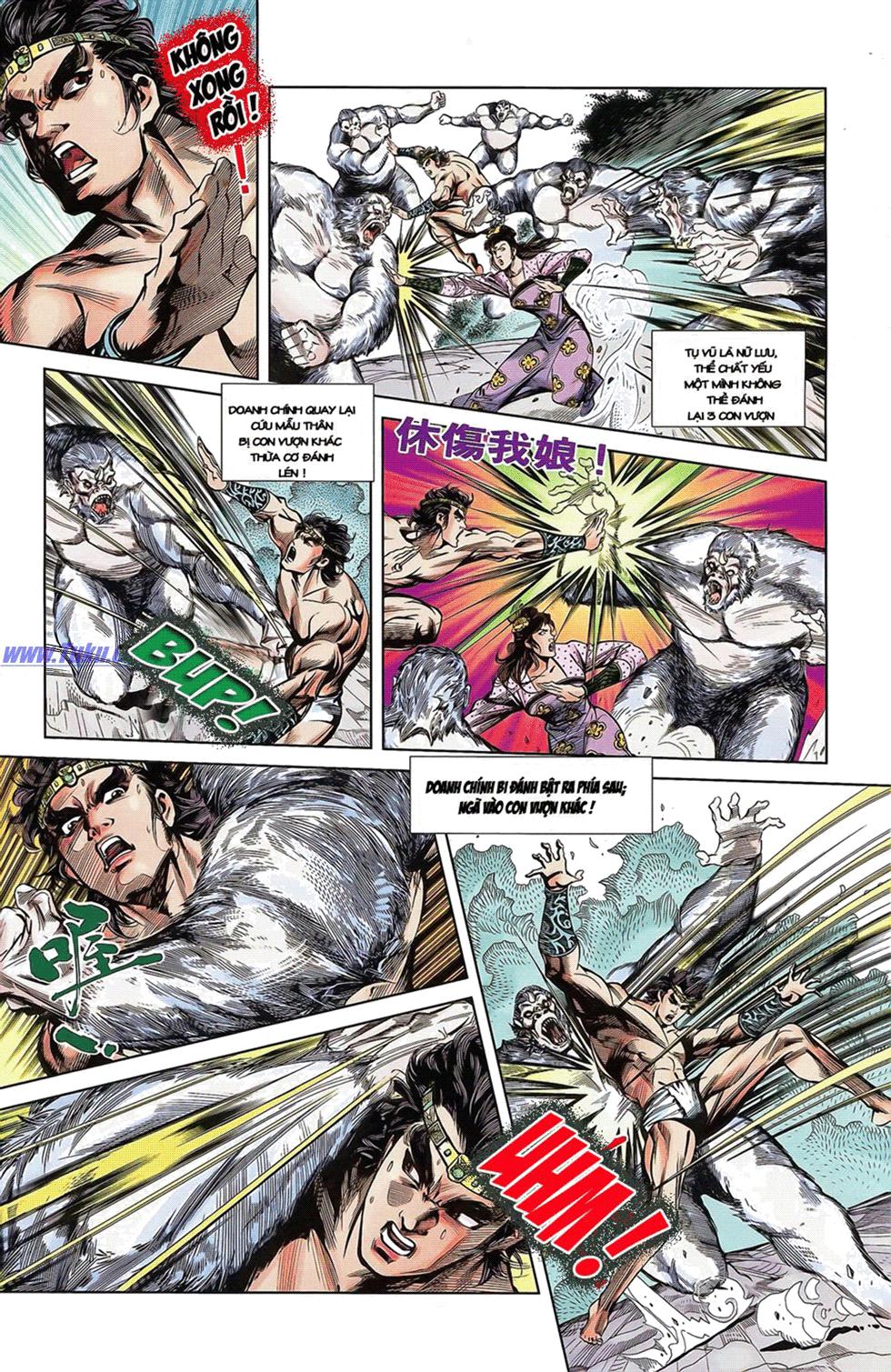 Tần Vương Doanh Chính chapter 14 trang 20