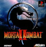 Mortal Kombat II PS1