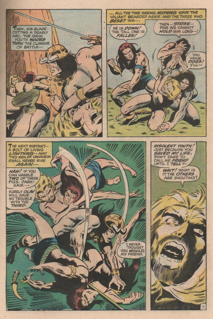 Conan the Barbarian (1970) Issue #1 #13 - English 5