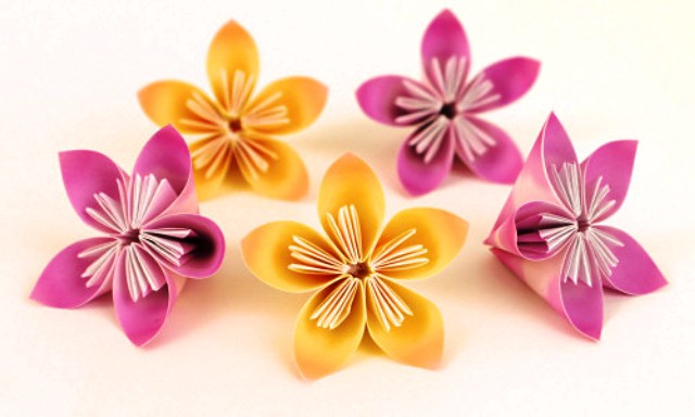Different Types Of Flowers By Quilling