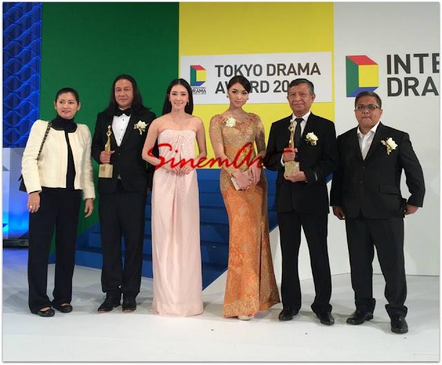 Tukang Bubur Naik Haji menang dalam ajang International Drama Festival di Tokyo, Japan