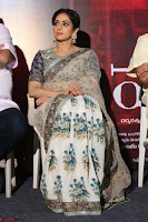 Sri Devi in designer saree stunning beauty at the launch of MOM movie Trailer~  Exclusive 036.JPG