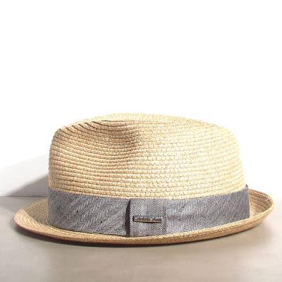 Chapeau été paille Stetson