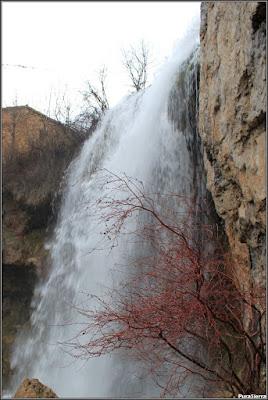 Cascada Del Molino De La Chorrera en el Río Júcar (3)