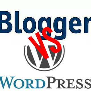 Petbandingan blogger dan wordpress