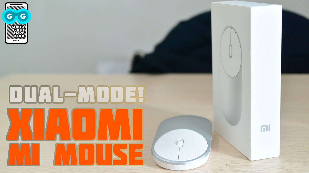 Gonta Ganti Hape Review Xiaomi Mi Mouse Indonesia Dual Mode Yang With Wireless Connection