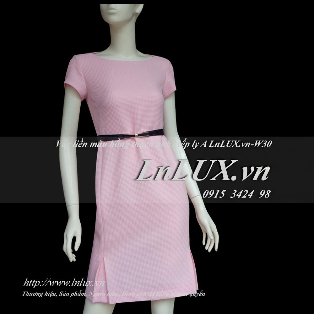 lnlux.vn-vay-lien-mau-hong-thach-anh-xep-ly-a-lnlux-w30