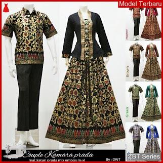 ZBT07709 Kebaya Batik Couple Sarimbit Kamara Modern BMGShop
