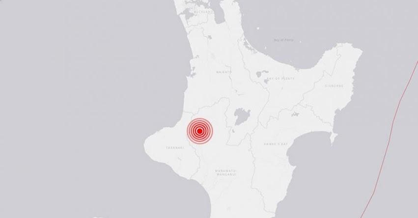 Terremoto en Nueva Zelanda de Magnitud 6.1 y Alerta de Tsunami (Hoy Lunes 29 Octubre 2018) Sismo Temblor EPICENTRO - Waitara - Wellington - En Vivo Twitter - Facebook - MCDEM - www.civildefence.govt.nz