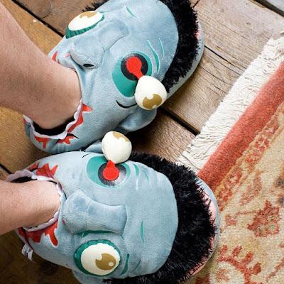 Unusual Slippers
