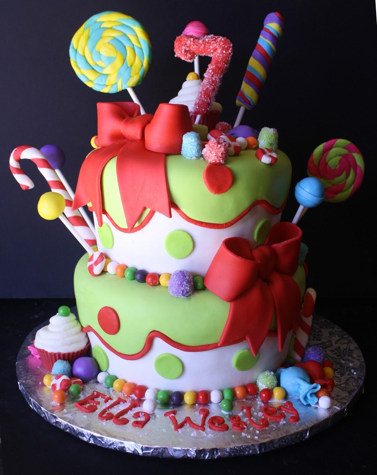 2 Yr Old Boy Birthday Cakes