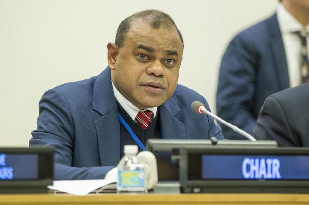 Dubes Vanuatu untuk PBB ajak Rakyat Papua  Bersatu