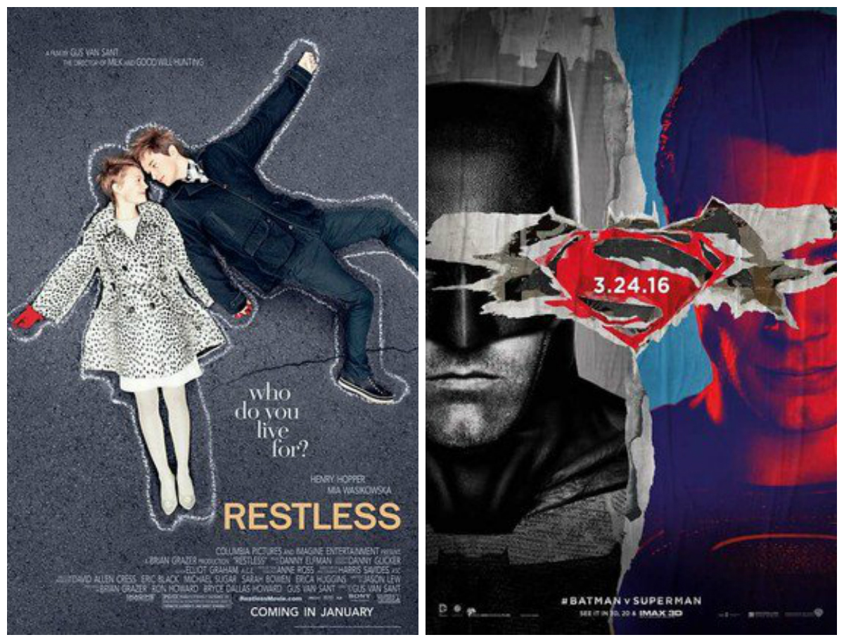 restless, batman v superman, micaela ramos, wanderlust,