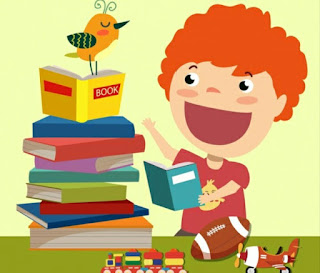 Buku anak murah, membaca , perpustakaan