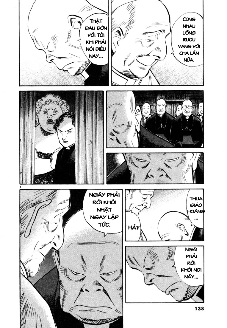 20th Century Boys chapter 165 trang 4