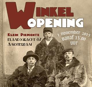 Opening Klein Piemonte