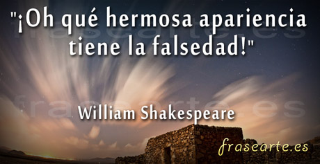 Frases para compartir, William Shakespeare
