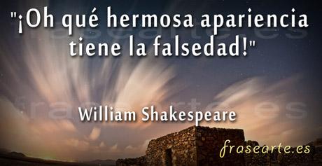 Frases para compartir, William Shakespeare