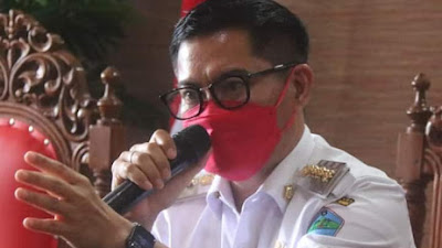 Bupati Joune Ganda Pimpin Rapat Satgas Covid-19, Buat Terobosan Pencegahan Penularannya