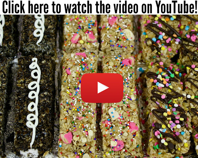 Dessert Inspired Granola Bars Are The Most Fun Flavors Youve Ever Seen Weve Got Hostess Cupcake Circus Animal Cookie Birthday Cake