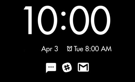كيفية تمكين عرض الاشعارات على شاشة هاتفك الاندرويد هو في حالة توقف مؤقت