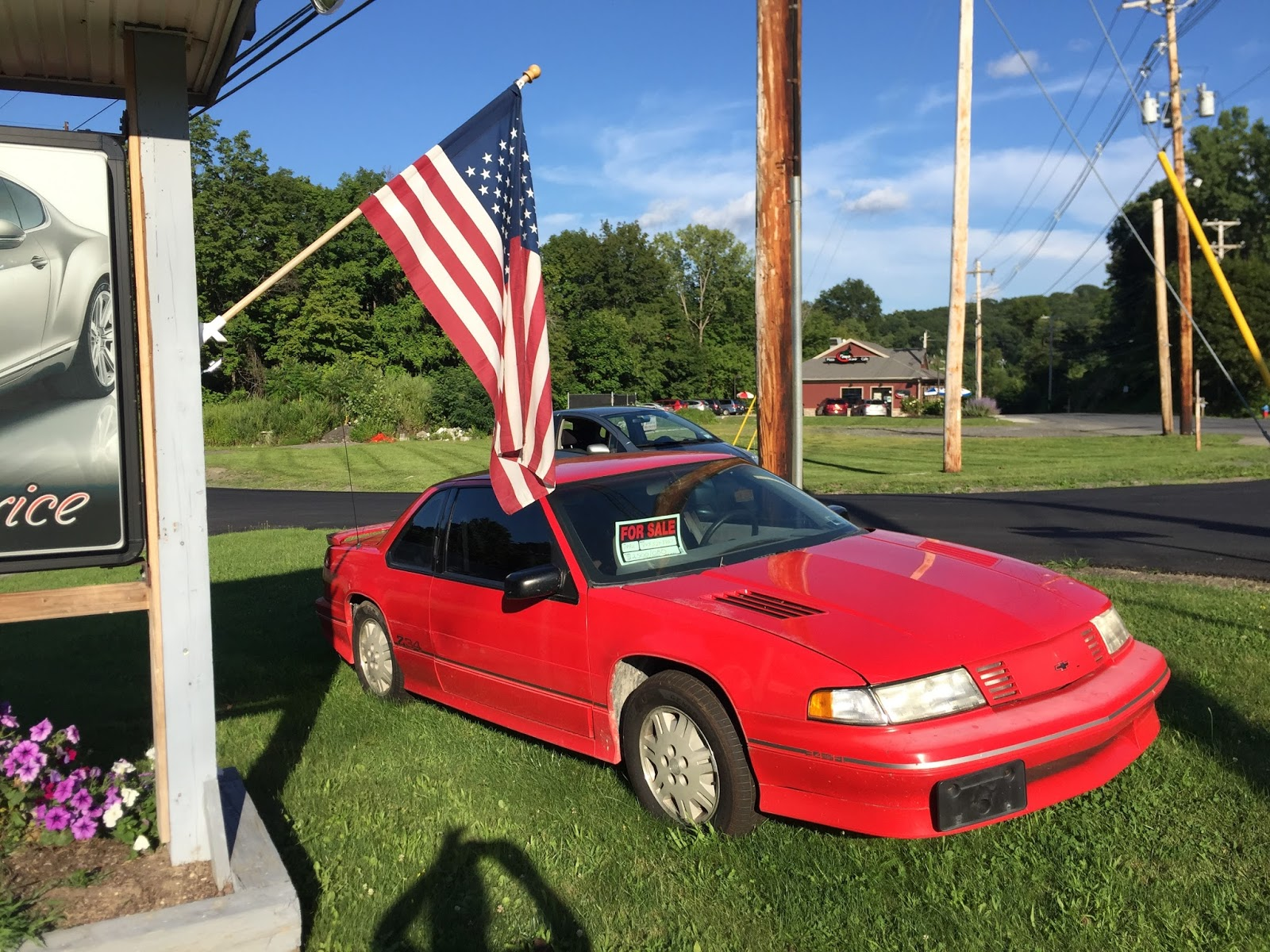 hight resolution of this is a 1990 1994 chevrolet lumina z34 in red remember the lumina maybe not but if you do did you have any idea that there was a high performance