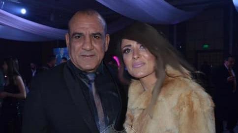 زوجة الفنان محمد لطفي