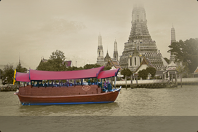 Travel Better With Bob Taylor: Thailand's ancient capital of
