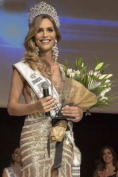 Miss universe spain 2018 winner angela ponce transexual transgender gay lgbtq