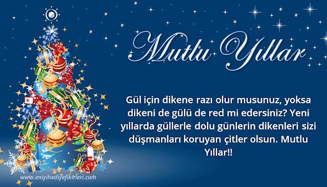 arkadaşa güzel yeni yıl kutlama dilekleri
